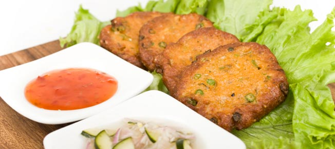 Thaise voorgerechten - Simply Thai restaurant